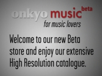 Onkyo's HD music store comes to the UK