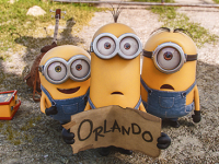 Film Review: The Minions Movie