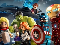 Game review: Lego Marvel Avengers
