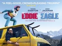 Film review: Eddie the Eagle