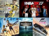 Top games for September