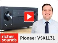 Product video: Pioneer VSX1131 AV receiver