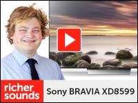 Product video: Sony BRAVIA XD8599 – 4K HDR TV range