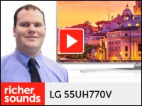 Product video: LG 55UH770V – 4K HDR TV