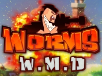 Game review: Worms W.M.D.
