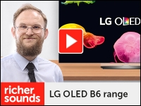 Product video: LG OLED B6 TV Range