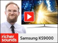 Product video: Samsung KS9000 TV range