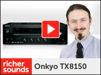 Product video: Onkyo TX8150 network stereo receiver