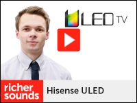 Product video: Hisense ULED TVs