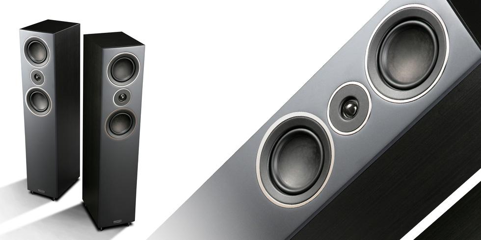 Mission 2-way Floorstanding Speaker