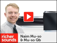 Product video: Naim Mu-so & Mu-so Qb multiroom speakers