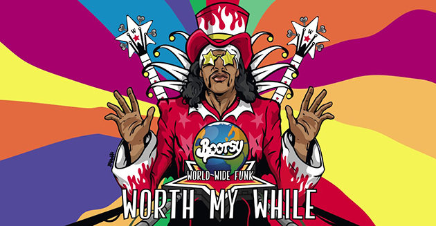Album review: Bootsy Collins - World Wide Funk - Richer