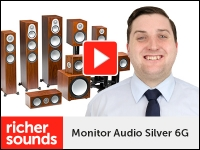 Product video: Monitor Audio Silver series speakers