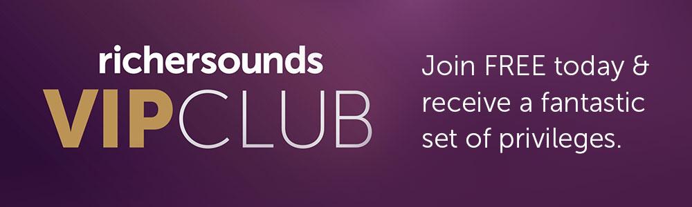 Richer Sounds VIP Club