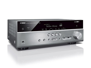 Product review: Yamaha RXV585 AV receiver - Richer Sounds