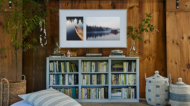 Product review: Samsung The Frame 2 0 TV range - Richer Sounds Blog