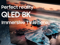 First Look: Samsung delivers perfect reality with QLED 8K