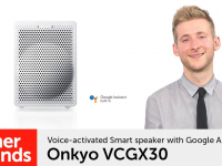 Product video: Onkyo VCGX30 Smart speaker
