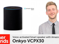 Product video: Onkyo VCPX30 Smart speaker