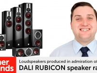 Product video: DALI RUBICON loudspeaker range