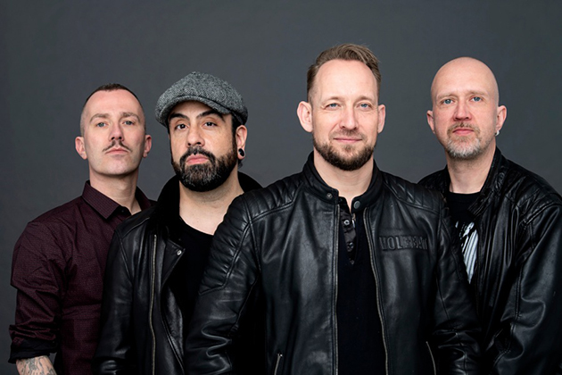 Album review: Volbeat - Rewind, Replay, Rebound - Richer
