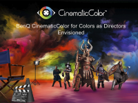 Tech explained: BenQ CinematicColor Technology