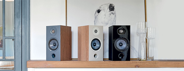 richer sounds focal speakers