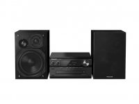 Product review: Panasonic SCPMX82BK mini system and speakers