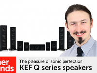 Product video: KEF Q speaker series