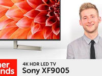 Product video: Sony XF9005 TV range