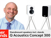 Product video: Q Acoustics Concept 300 speakers