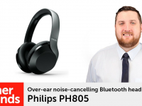 Product video: Philips TAPH805BK headphones