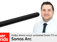 Product video: Sonos Arc Dolby Atmos voice-activated Smart TV soundbar