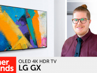 Product video: LG GX OLED 4K HDR TV