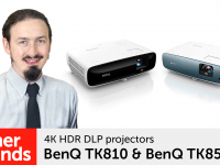 Product video: BenQ TK810 & BenQ TK850 4K HDR DLP projectors