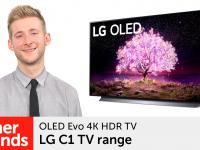 Product video: LG C1 – OLED Evo 4K HDR TV